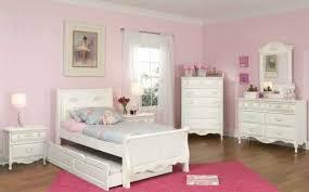 Bedroom: Girls White Bedroom Set