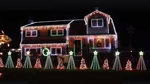Christmas Lights Buckinghamshire Check Out This 60 Minute Christmas Display At This Bucks