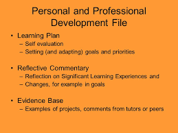 personal and professional development plan sample essay personal and professional development essay