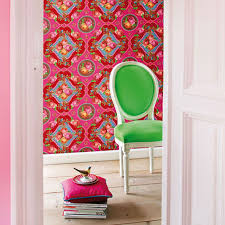 Pip Studio Behang Singing Roses Pink For The Home Home Wallpaper