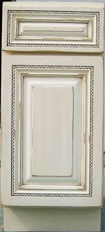 Maple Kitchen Cabinet Antique White Glaze With Distress Finsih Buy