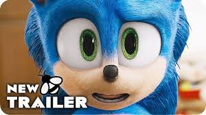 New Design For Sonic Sonic The Hedgehog Trailer 2020 New Design