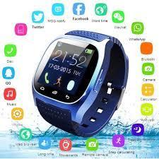 Moda Smartwatch Bluetooth M26 akıllı saat günlük su geçirmez LED ekran kol  saati pedometre Smartwatch erkekler kadınlar için çocuk|Smart Remote  Control