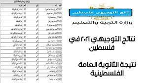 هنا.. رابط نتائج الثانوية العامة التوجيهي 2021 بفلسطين وزارة التربية  والتعليم - كورة في العارضة