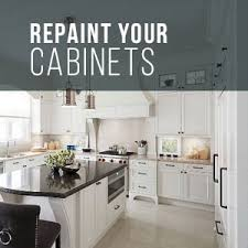 kitchen canvas vancouver cabinet painting refinishing refacing