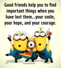 Photo Quotes About Friendship Top 100 Minions Friendship Quotes Funny Minions Memes 28