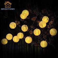 solar lantern string lights. Simple Lights Solar Lantern Ball String Lights Outdoor 20 LED Fairy Light Christmas  Globle For Garden Path Decoration BRIGHTINWDin Lighting Strings From  With