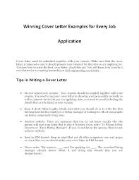 Cover Letter Examples Accounting Resume Example Collection
