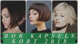 Is Trendy Kapsels 2018 Dames Het Meest Kapsels Halflang Haar