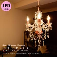 pink gold clear crystal princess system efficiency of superior grade compact fashion for the dining for the chandelier pink antique like 3 light