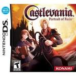 Castlevania - portrait of ruin eum5 rom download for nintendo