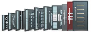photos of aluminum doors uk