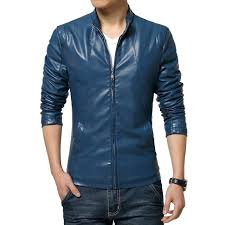 mens 3xl coats autumn winter leather jackets men plus size best quality tall