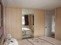 Home Design  Wood Sliding Closet Doors With Mirrors Pantry - Exterior closet