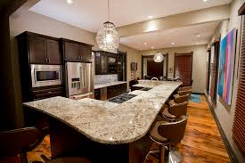 Icebrowngranitekitchencountertops Indianapolis Granite - Granite kitchen