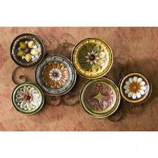 wall beautiful idea decorative plates for wall hanging display india racks kitchen from 35 decorative