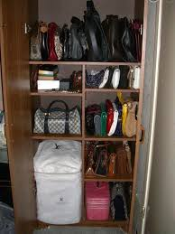 organizing purses ideas purse organizers for closets