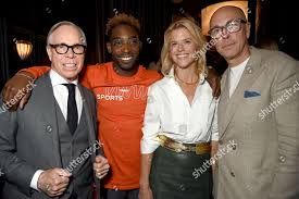 Tommy Hilfiger Tinie Tempah Avery Baker Dylan Editorial Stock Photo - Stock  Image   Shutterstock