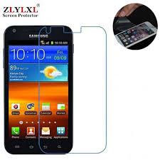 5 pcs For Samsung D710 ฟิล์มกันรอยหน้าจอ ...
