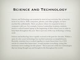 essay on science and technology today essay on science and technology in publish your article