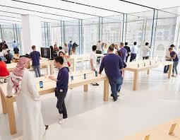 apple dubai mall opens april 27 apple