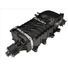Roush 421099 Mustang Supercharger Kit Phase 1 475HP Manual ...