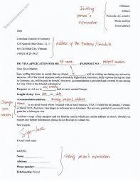 cover letter in german sample sample german cover letter joblers  schengen visa application sample invitation letter for