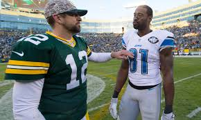 Calvin Johnson says he wished he could have played with Aaron Rodgers
