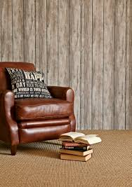Wallpapering For A Living Room Wood Panel Wallpaper The Treasure Hunter Well Designed Quirky