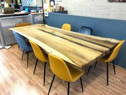 is poplar good for furniture. Impressive Edge Tulip Poplar Dining Table Live Rainbow Urban Timber Finished.jpg Is Good For Furniture E