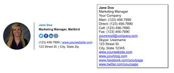 Email Signature 7 Ways Email Signatures Can Drive Signups Follows And