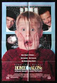home alone theatrical poster. Contemporary Alone HOME ALONE  CineMasterpieces 1SH ORIGINAL MOVIE POSTER EXNM 1990 DS  EBay Throughout Home Alone Theatrical Poster