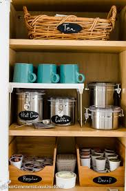 coffee stations coffee and cabinets on pinterest unique diy coffee station