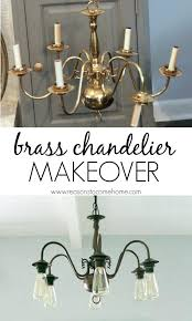full image for how to remove a broken chandelier light bulb diy chandelier makeover mas how