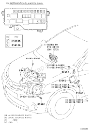 Electronic fuel injection system toyota etios liva cross ngk1 nuk1 asia and middle east