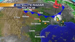 weather map texas throughout houston  roundtripticketme