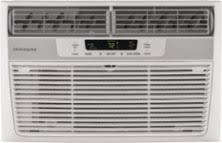 air conditioning window unit. frigidaire - 6,000 btu window air conditioner white larger front conditioning unit g