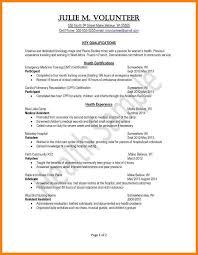 8 Mock Resume G Unitrecors