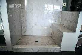 showers tiled shower tray shower pan vs tile surface cultured marble shower pan shower tray