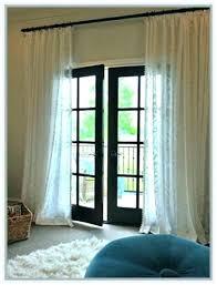 sliding glass door curtain rod sliding glass door curtain thermal curtains for sliding glass doors best