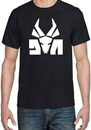 COOL ZHANGU Men's Die Antwoord Logo Black T ... - Amazon.com