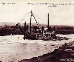 Construction Of Cape Cod Canal Saves Lives Cargo And Time