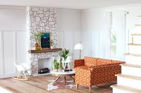 mid century modern dollhouse furniture. The Dollhouse Living Room Making Nice In Mid Century Modern Miniature Tiny Toy Furniture