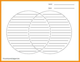 Printable Venn Diagram Template Blank Venn Diagram Cashewapp Co