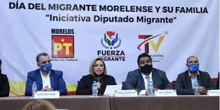 Presenta Tania Valentina iniciativa para crear la figura del diputado  binacional en Morelos   La Jornada de Morelos