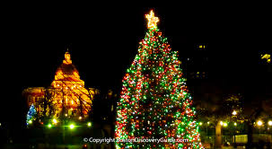 ... 2018 Holiday Season Christmas tree lighting schedule in Boston