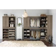 Storage Cabinet Wood Home Decorators Collection Manhattan Open Modular Wood Storage