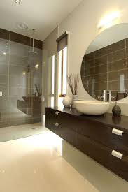 Brown Bathroom Designs New In Ideas Wall Tile Best Bathrooms On ...