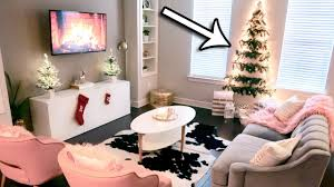 diy tree wall great for small spaces my holiday living room decor