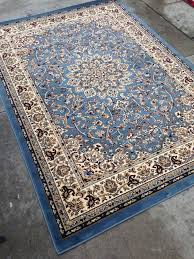 blue area rugs 8 10 wonderful light persian style oriental rug 8 x 10 carpet